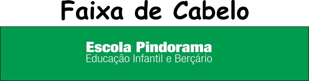 Faixa de cabelo Pindorama