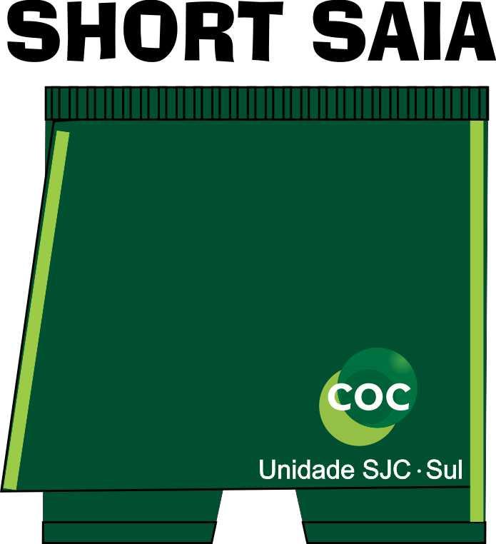 Short Saia COC - Zona Sul