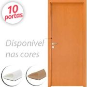 Borracha de Vedação para Porta Modelo Adesivo 5792 Kit para 10 portas
