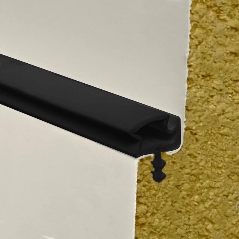 Borracha de Vedação para Porta - Modelo Encaixe 5788