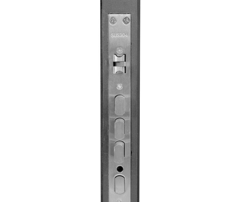 Fechadura Digital Biométrica Full Acces Control com 5 modos de Abertura DL3600