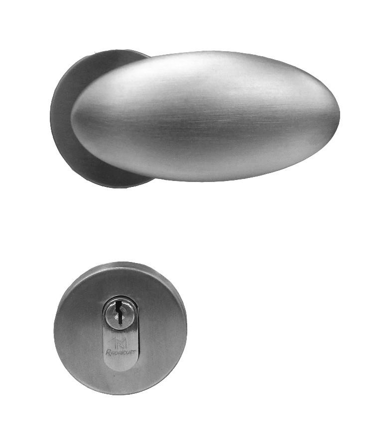 Fechadura para Portas de Madeira em Alumínio 142 Pavo 55mm Rodrigues