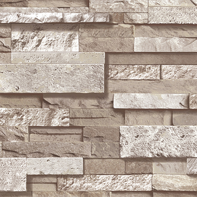 Papel de parede Vinílico Stone Gallery 85050