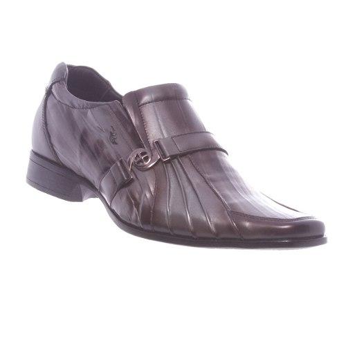 Sapato Social Rafarillo Em Couro Legítimo Confortável 7882