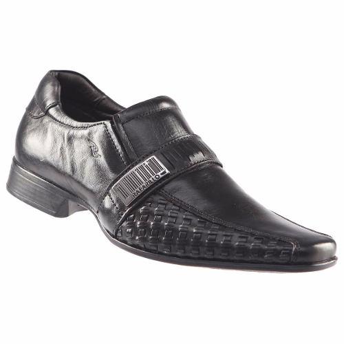 Sapato Social Rafarillo Masculino 100% Couro Legítimo 79166