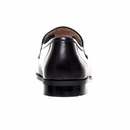 Sapato Mocassim Couro De Carneiro Costurado A Mão Jacometti 001