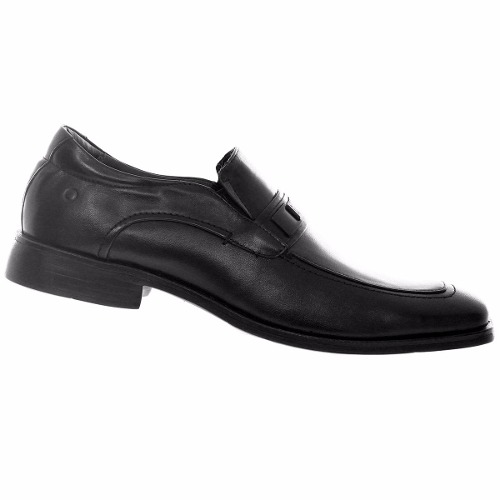 Sapato Social Democrata Masculino Couro Legítimo Leve 045011