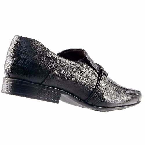 Sapato Social Masculino Em Couro Legítimo 001