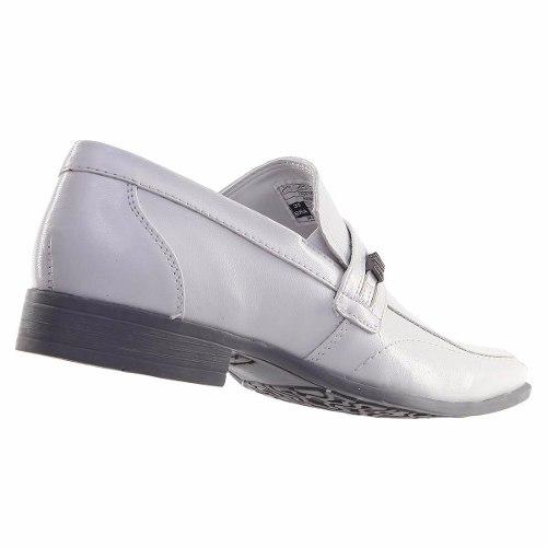 Sapato Social Masculino Branco Médico Enfermeiro Veterinário 73050