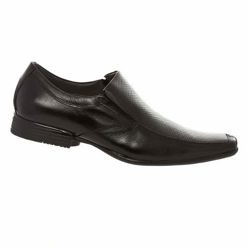 Sapato Social Ferracini Couro Legítimo Macio Prince 5977-368