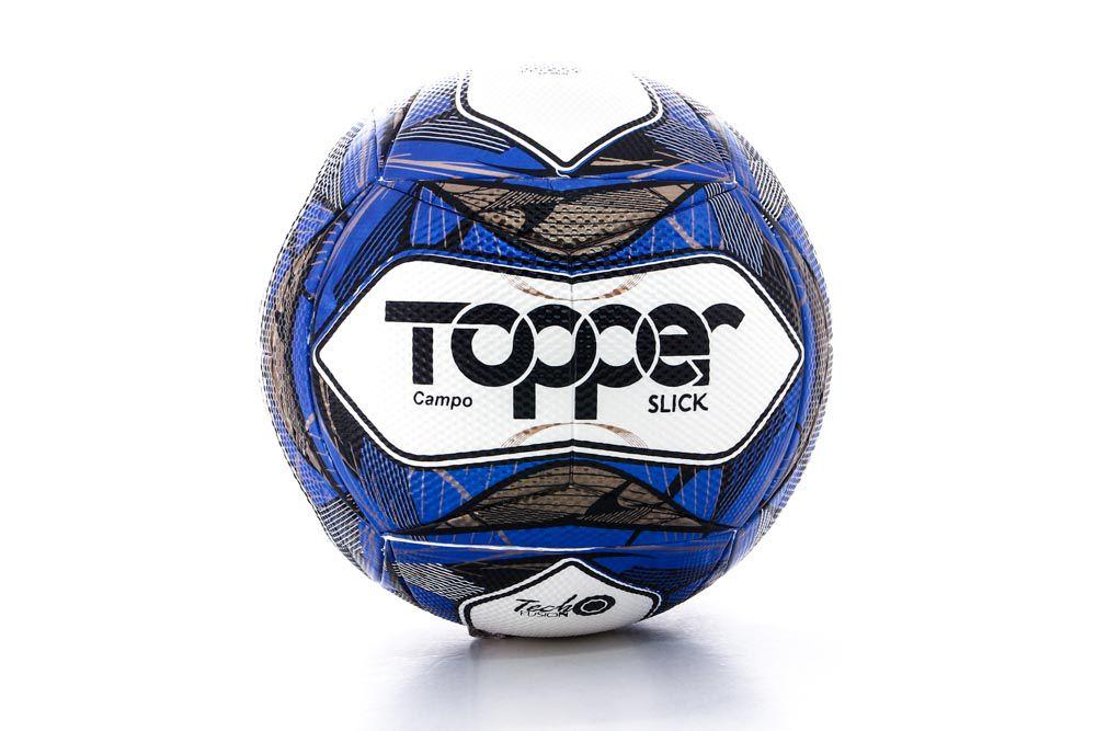 Bola Futebol Campo Topper Slick
