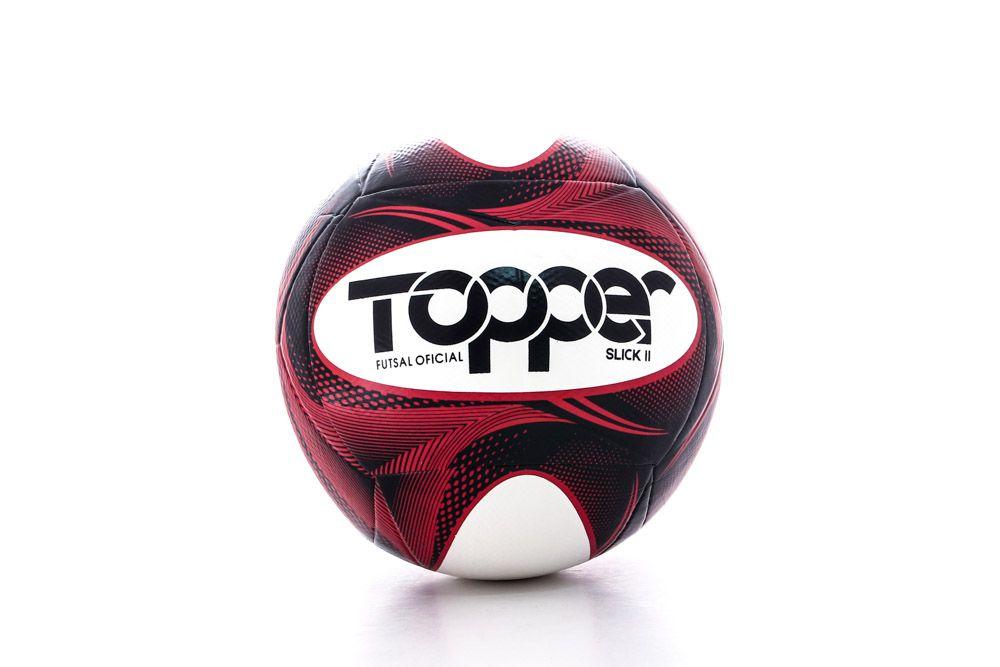 Bola Futebol Futsal Topper Slick II