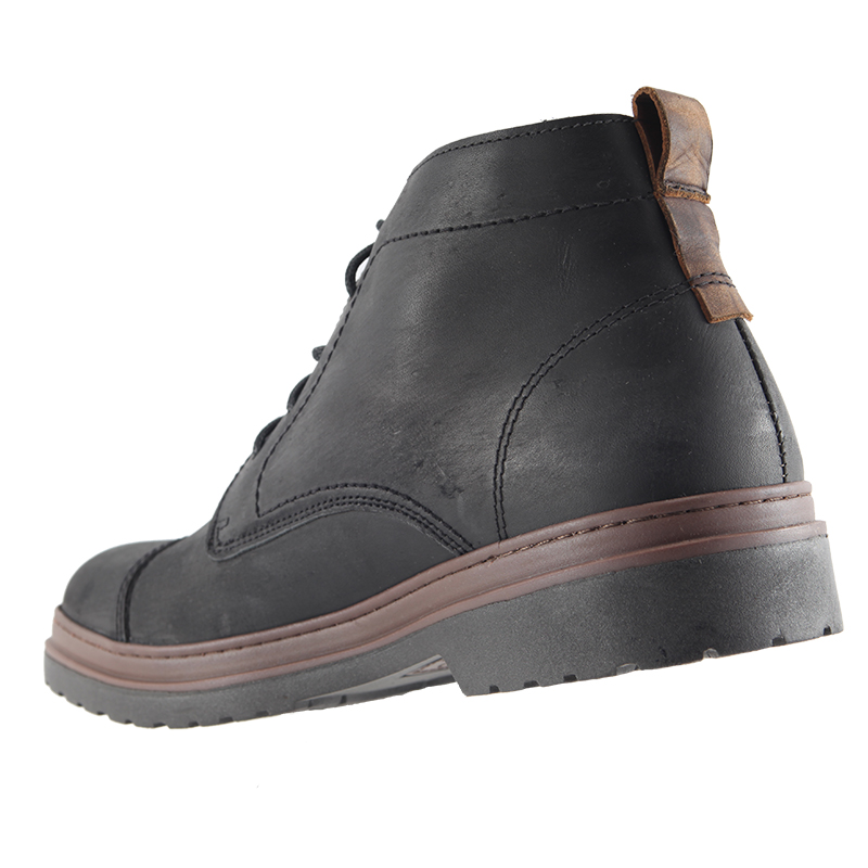 Bota Democrata Trooper Couro Legítimo Costurado 150102