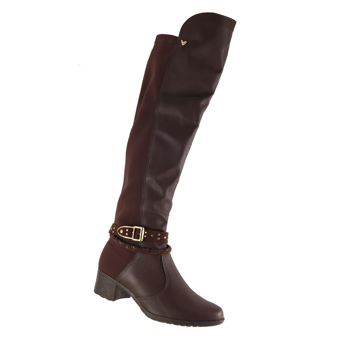 Bota Mississipi Over The Knee Stretch Fivela X5956