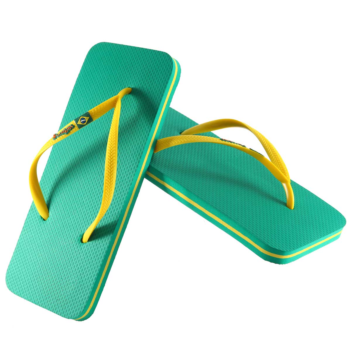 Chinelo Re'tong Quadrado Moda Style Slim 0003