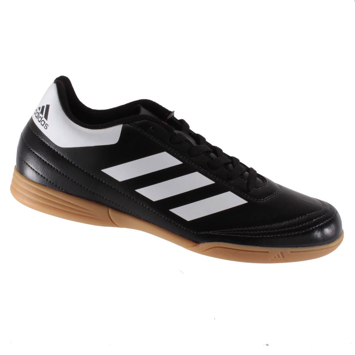 Chuteira Adidas Goletto 6 IN Futsal Masculino Futebol Salão Tênis AQ4289