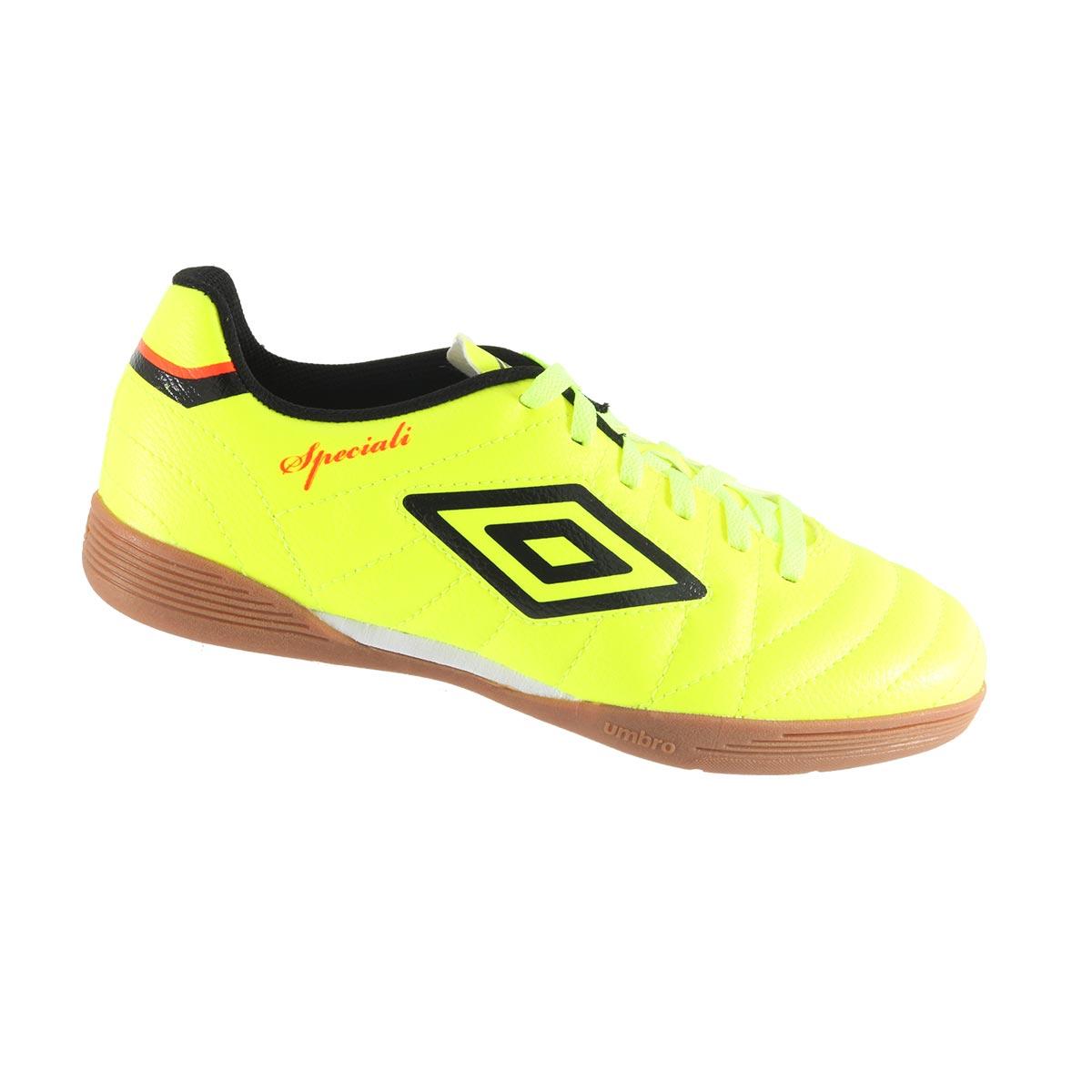 a94d6697d7 Chuteira Futsal Umbro Masculino Speciali Club 0F72057 - Ian Calçados