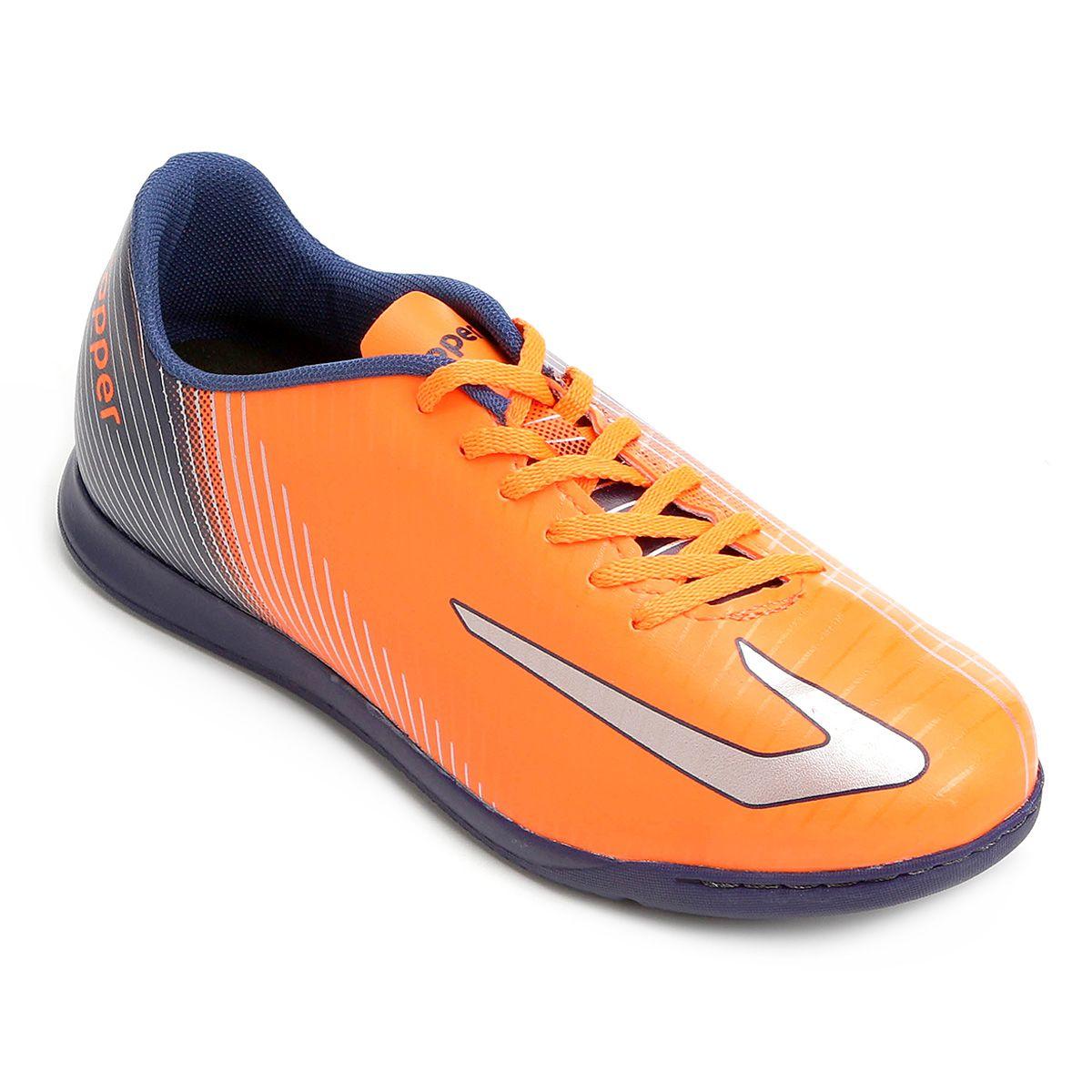 Chuteira Topper Ultra Indoor Futsal Masculino 4200409