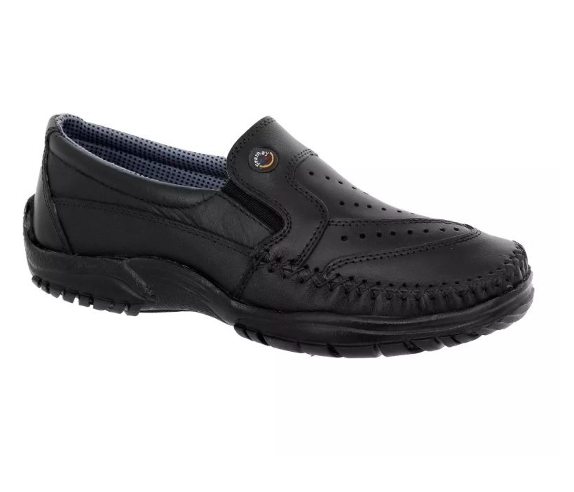Mocassim Framay Couro Masculino