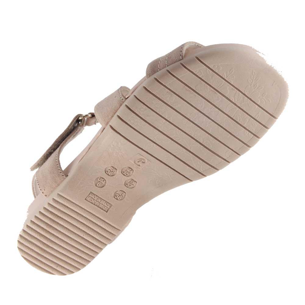 Sandália Comfortflex Papete Velcrom Anatômica 1643406