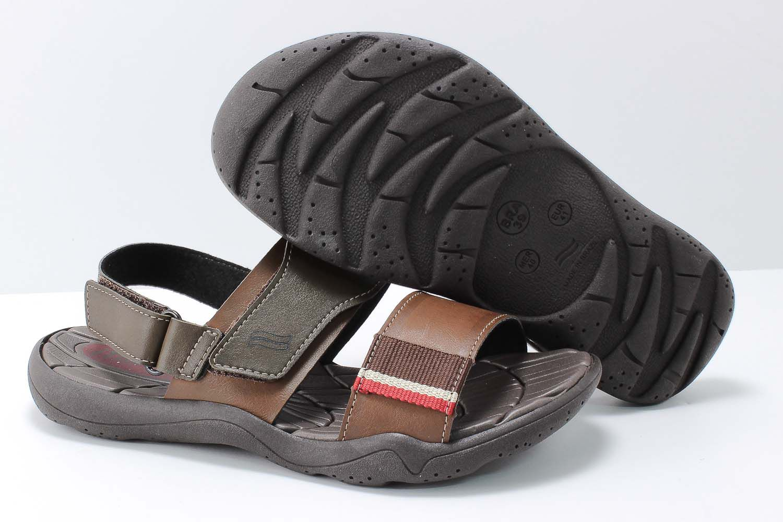 Sandália Itapuã Sport Papete Masculina Velcro 10503