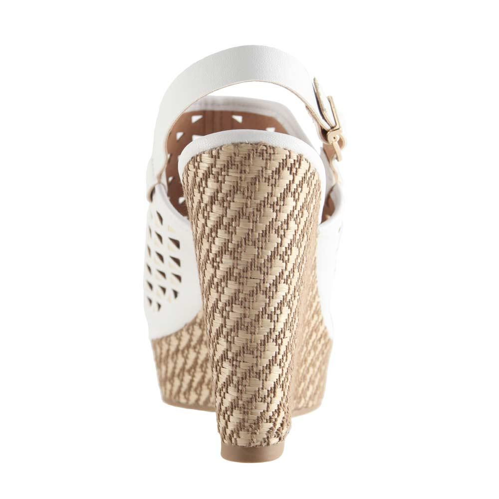 Sandália Ramarim Open Boot Recorte Laser 1657203