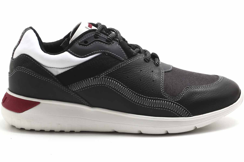Sapatênis Ferracini Elektra Sneaker Couro Masculino 9241-572