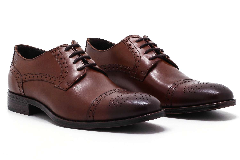 Sapato Democrata Apolo Couro Masculino 230101