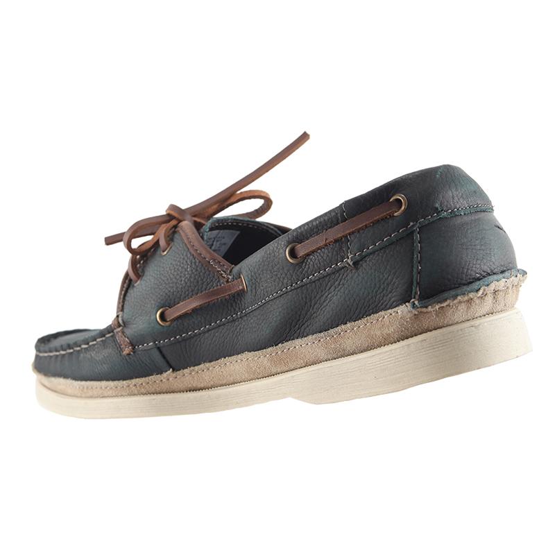 Sapato Democrata Docksider Masculino Couro 104131