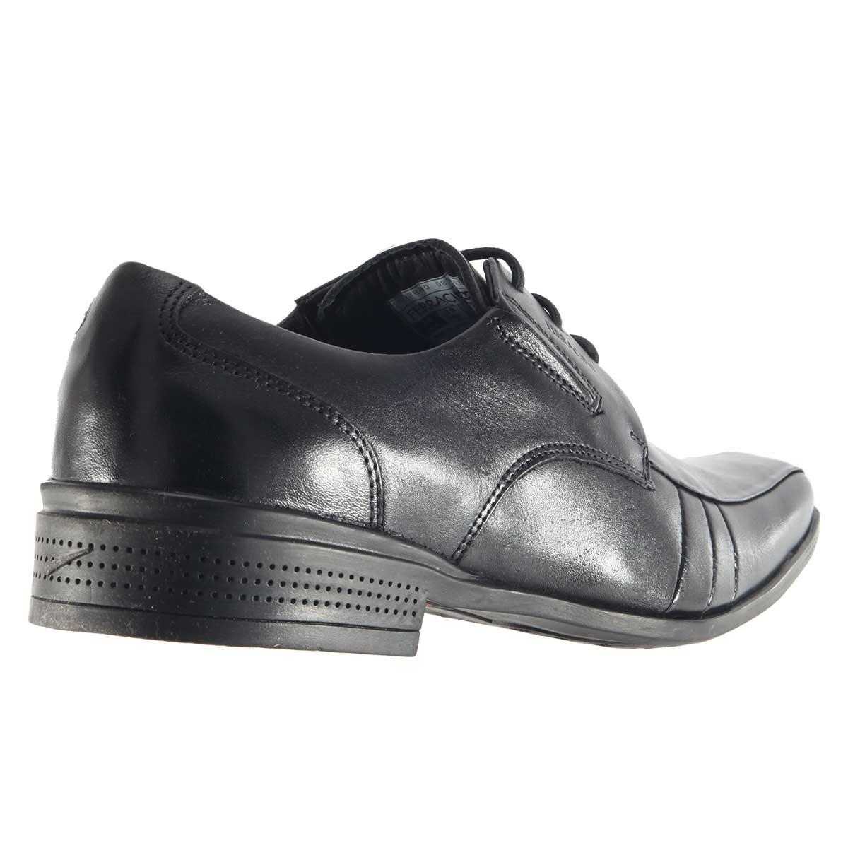 Sapato Ferracini Frankfurt Cadarço Couro 4348-223