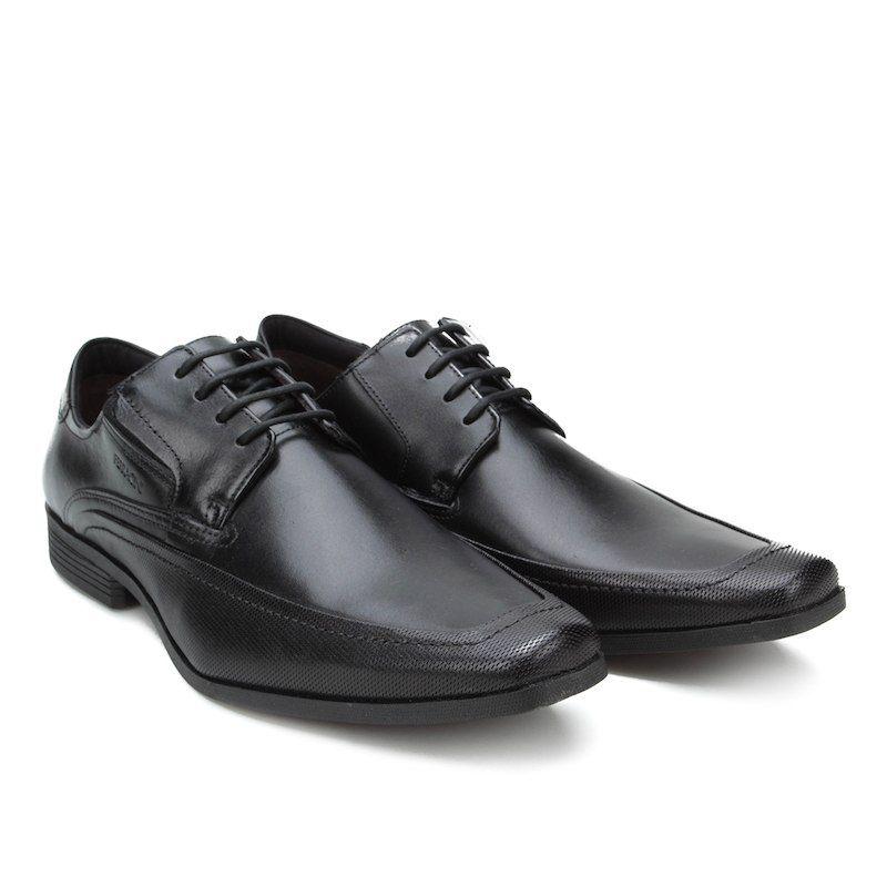 Sapato Ferracini Liverpool Social Masculino Couro Cadarço 4058-281