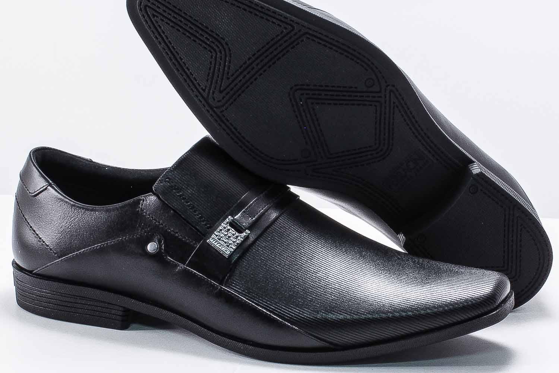 Sapato Ferracini Liverpool Social Masculino Couro Fivela 4059-281