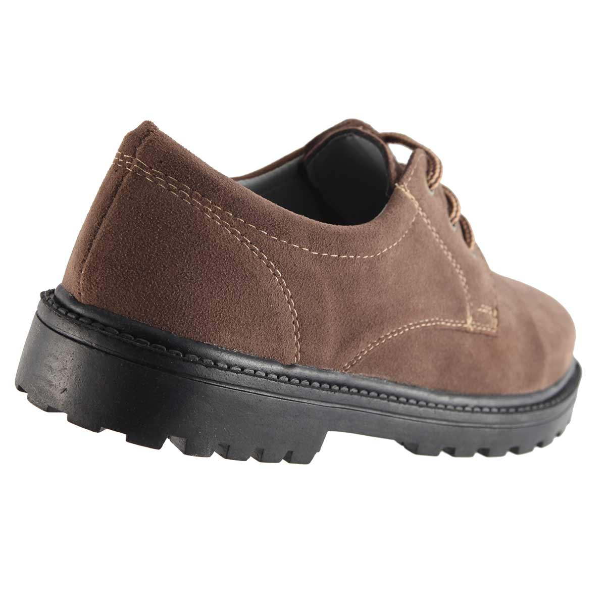 Sapato Masculino Sekall Camurça Cadarço 7005