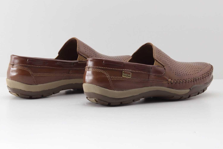 Sapato Mocassim Tertuliano Masculino Couro Legítimo 85