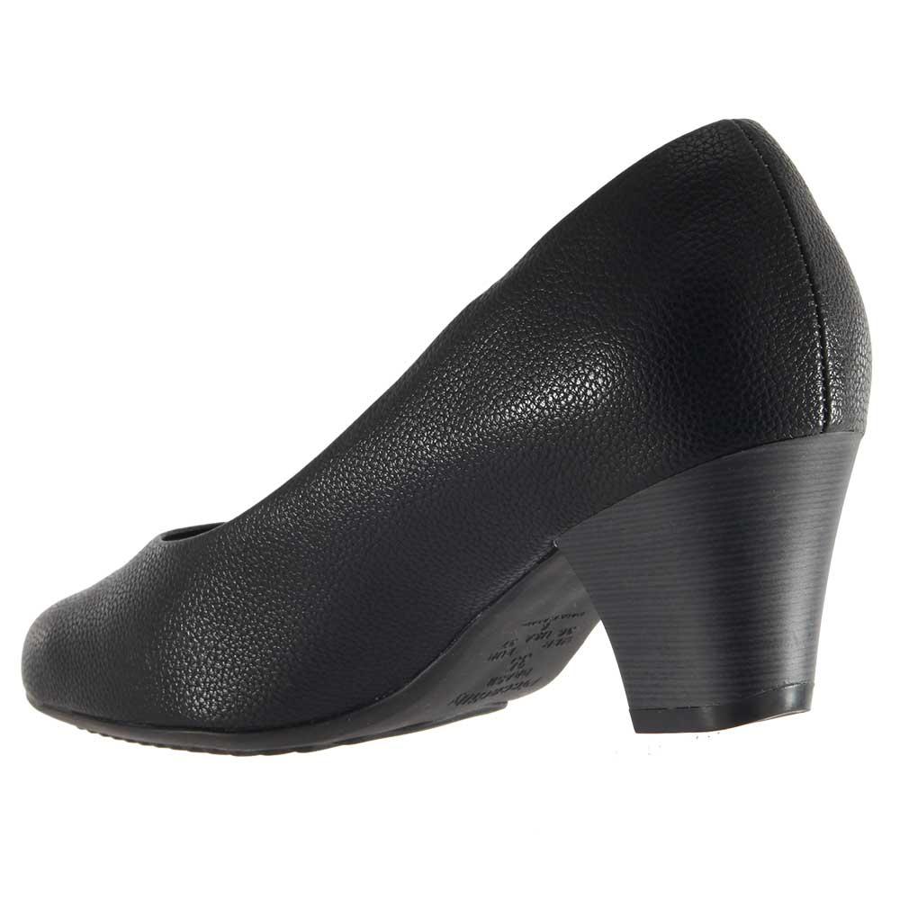 Sapato Piccadilly Scarpin Salto Baixo 110110