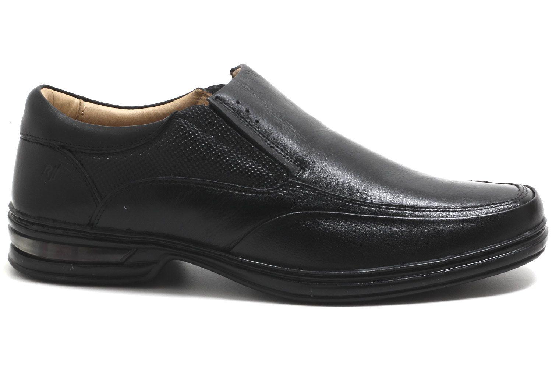 Sapato Rafarillo Conforto Duo Air Couro Masculino 39001