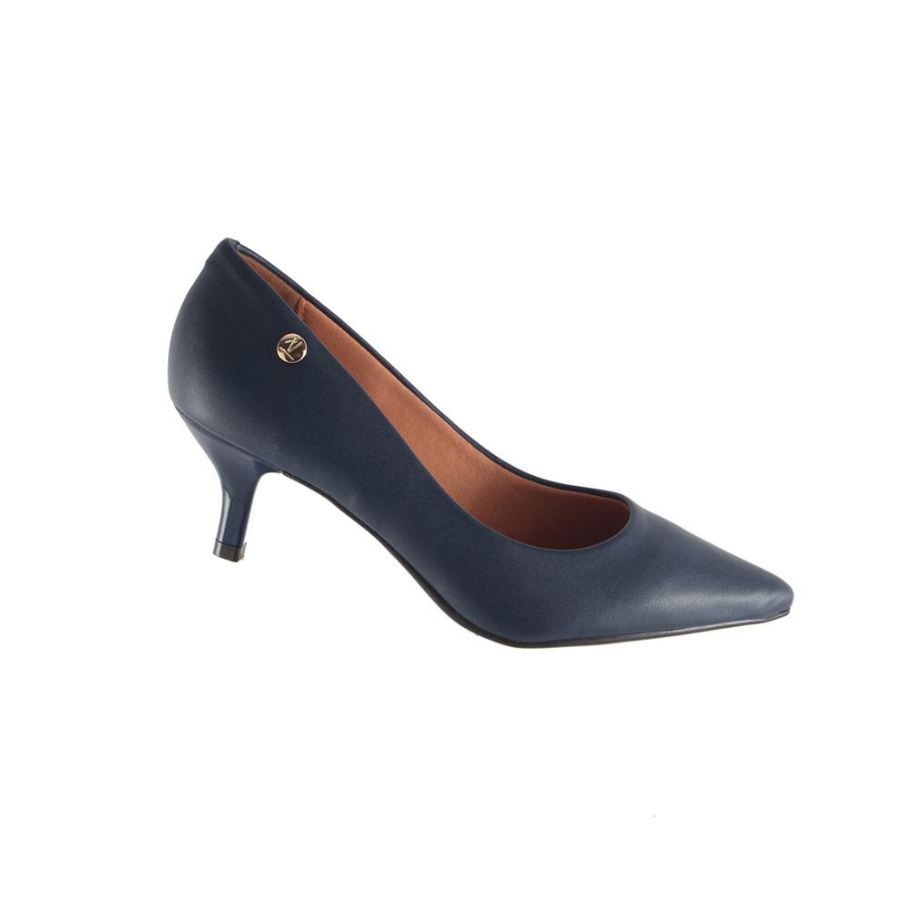 Sapato Scarpin Vizzano Flex Salto Baixo 1122628