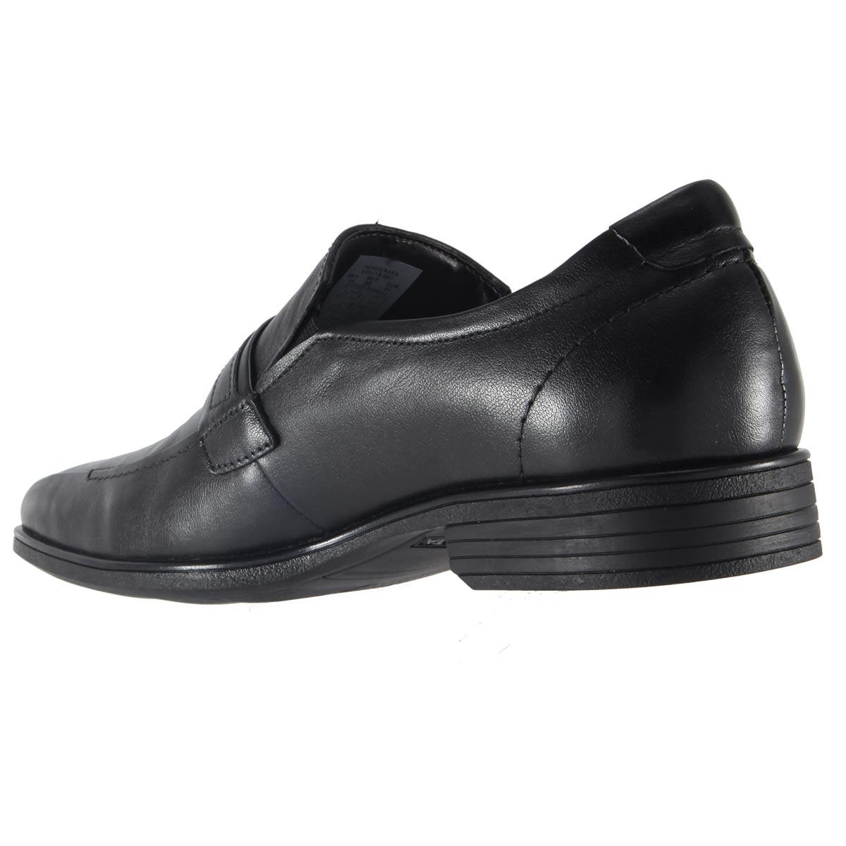 Sapato Social Democrata Alpha Flex Masculino Couro 045013