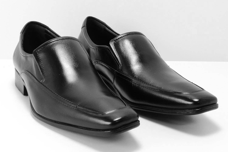 Sapato Social Democrata Aspen Couro 450053