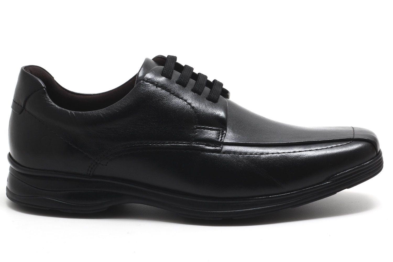 Sapato Social Democrata Chase Hi-soft Cadarço Masculino 239101