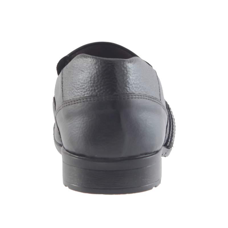 Sapato Social em Couro Legítimo Masculino D`mazons CIV12045