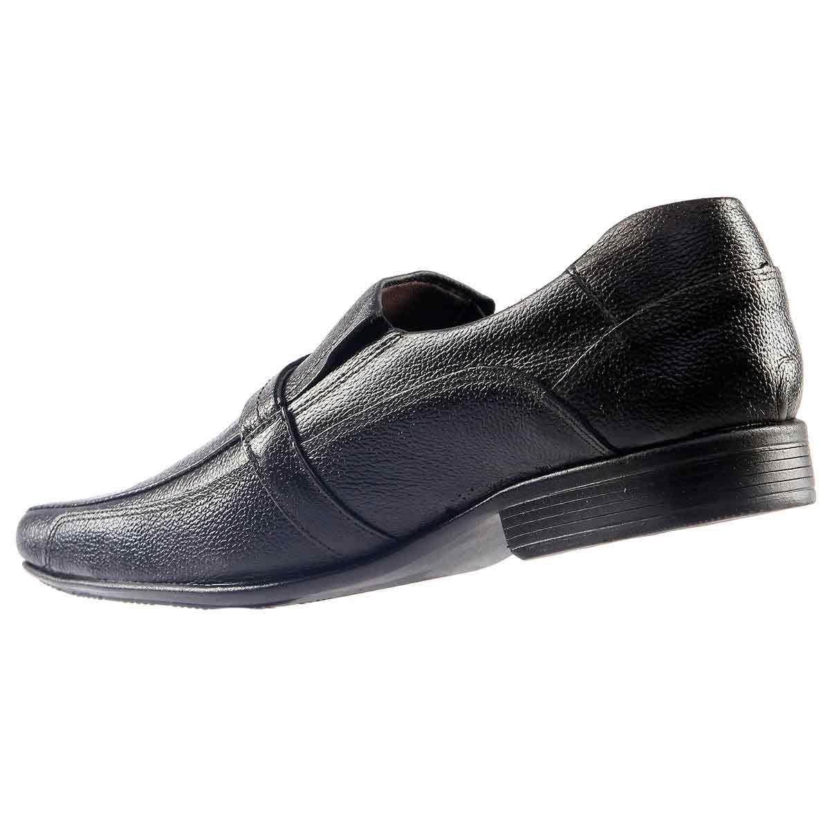 Sapato Social em Couro Legítimo Masculino D`mazons CIV1401