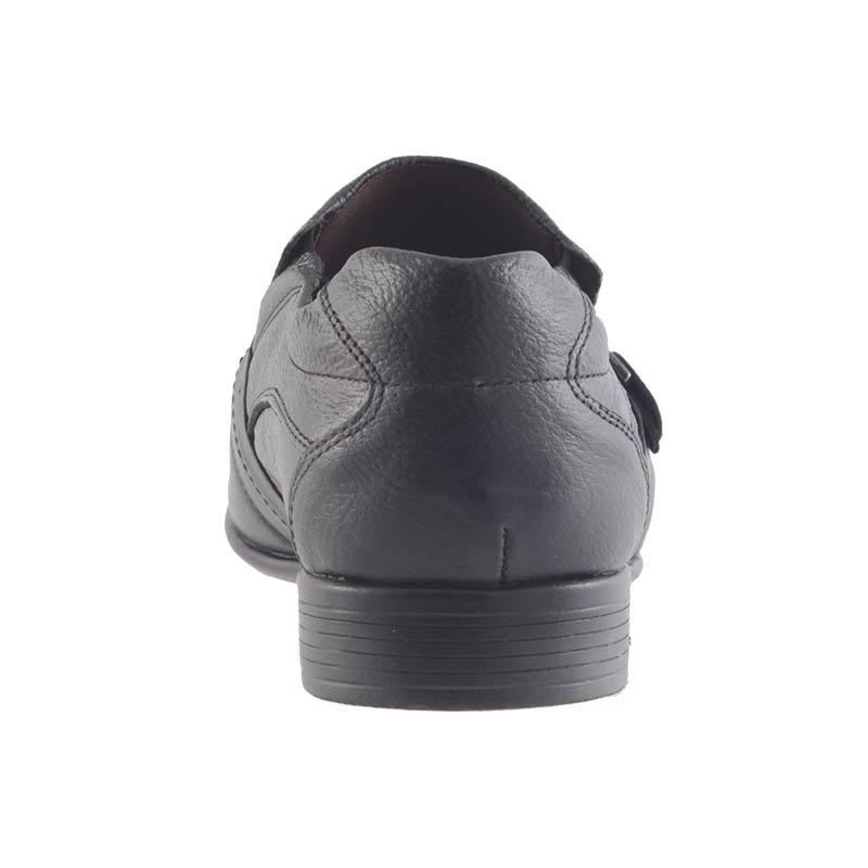 Sapato Social em Couro Legítimo Masculino D`mazons CIV1403