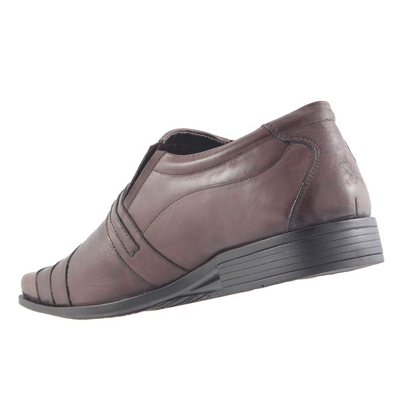 Sapato Social Zanuetto Em Couro Legítimo Masculino 2030