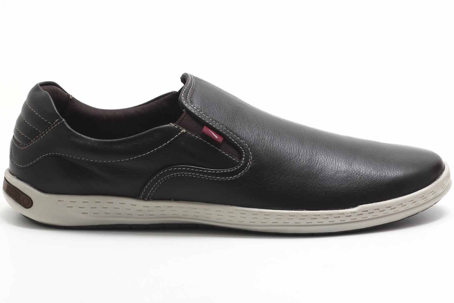 Slip on Ferracini Masseratti Couro Iate Masculino 7363-268