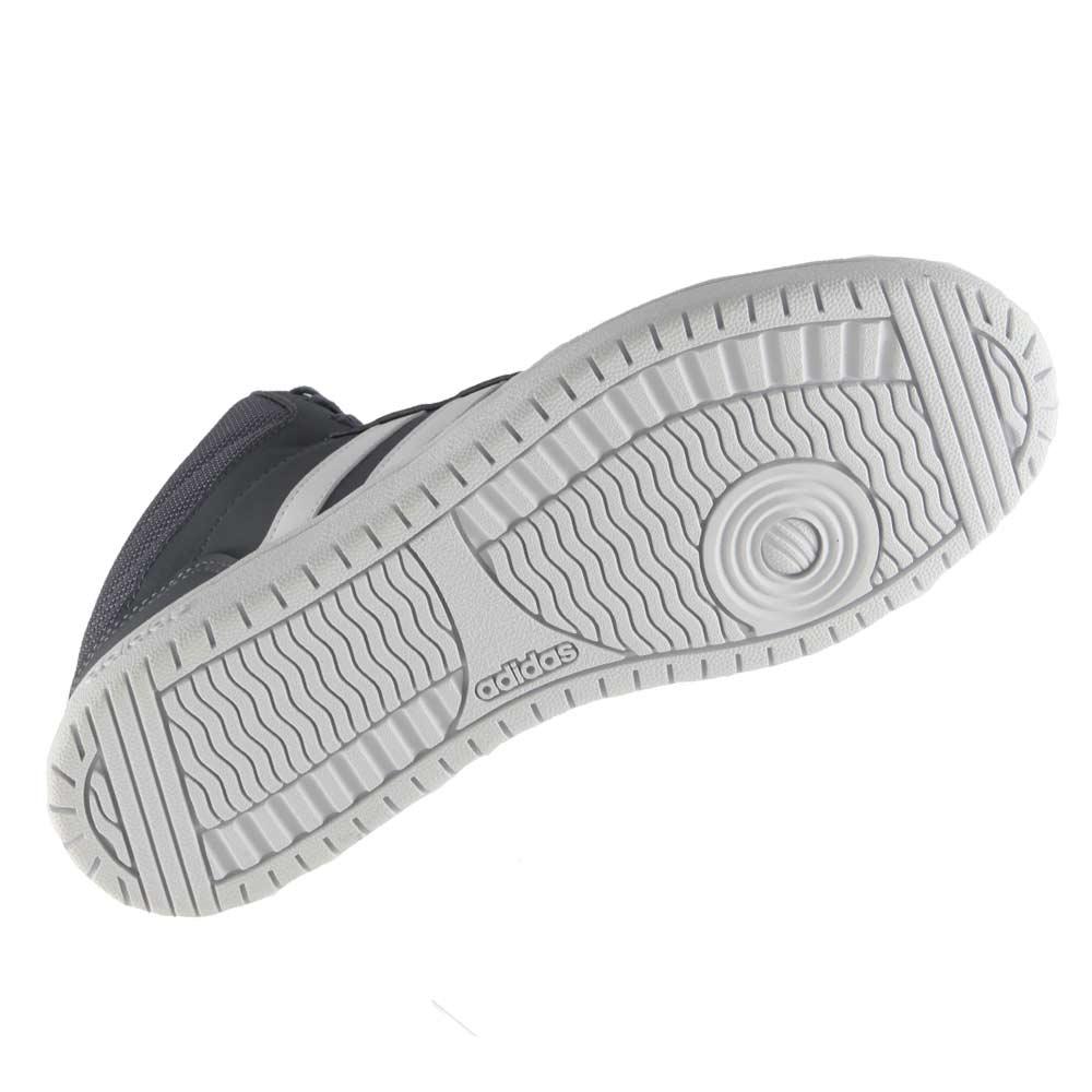 Tênis Adidas Vs Hoops Mid AW4589