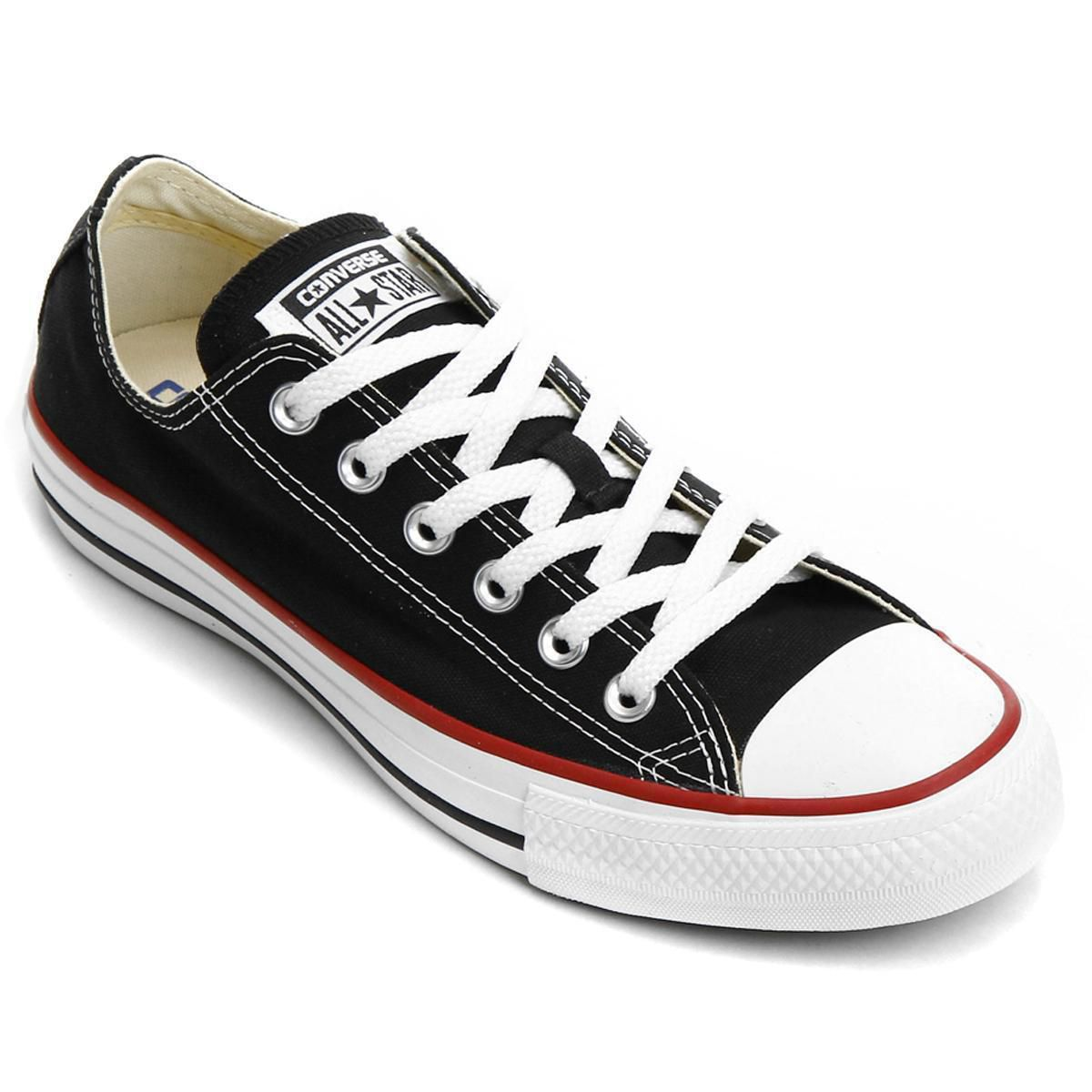 Tênis Converse All Star CT AS Core OX Tecido Original CT0001