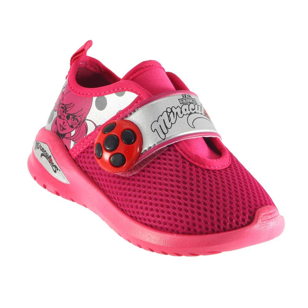 Tênis Grendene Menina Ladybug Love 21705