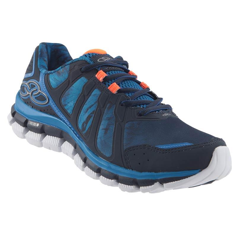 Tênis Olympikus Diffuse Colors Amortecedor Caminhada Corrida 252