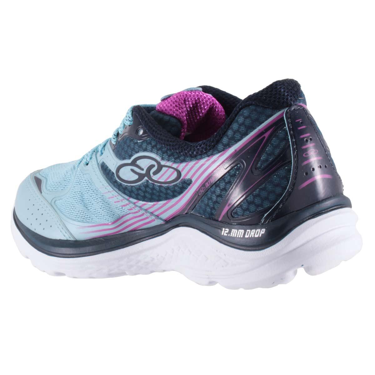 Tênis Olympikus Like Feminino Caminhada Corrida Running 383